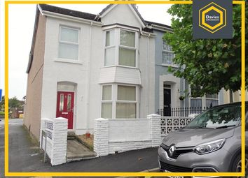 Thumbnail 4 bed end terrace house for sale in Alban Road, Llanelli