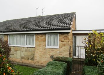 Thumbnail 2 bed semi-detached bungalow for sale in Harfry Walk, Goole