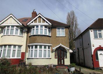 Thumbnail 3 bedroom semi-detached house for sale in Deanscroft Avenue, London