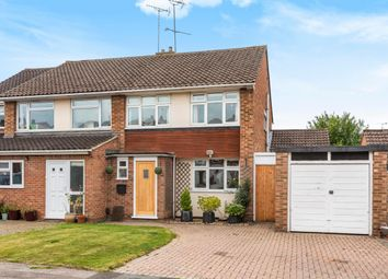 Thumbnail 3 bed semi-detached house for sale in Marks Road, Wokingham
