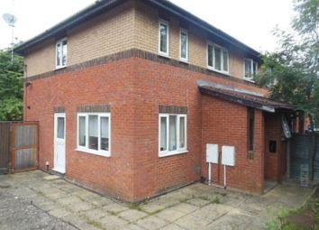 3 bed semi-detached house for sale in Fairford Crescent, Downhead Park, Milton Keynes MK15