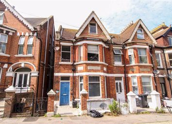 Thumbnail 3 bedroom flat for sale in Milward Road, Hastings, East Sussex