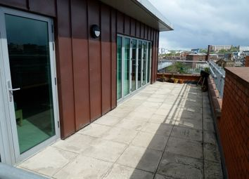 Thumbnail 1 bed flat to rent in Penthouse - Brewery Wharf, Mowbray Street, Kelham Island, Sheffield
