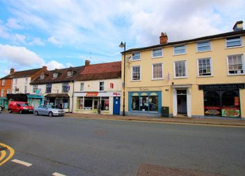 Thumbnail 1 bed flat to rent in High Street, Pershore