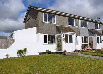 Thumbnail 3 bed end terrace house for sale in Boskenna Road, Four Lanes, Redruth