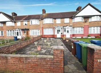 Thumbnail 3 bed terraced house for sale in Southdown Crescent, South Harrow