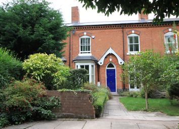 Thumbnail 2 bed terraced house to rent in Station Avenue, Edgbaston, Birmingham