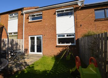Thumbnail 3 bedroom terraced house for sale in Glovers Green, Alnwick