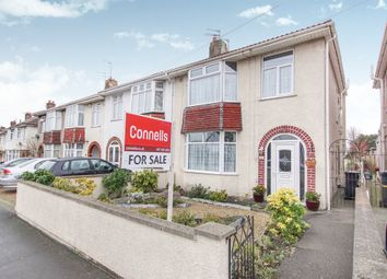 Thumbnail 3 bedroom end terrace house for sale in Whitehall Road, Redfield, Bristol