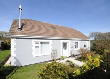 Thumbnail 4 bed detached bungalow for sale in Church Park Road, Higher Crackington, Bude, Cornwall