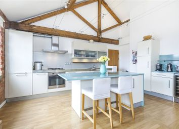 Thumbnail 3 bed flat for sale in Blue Anchor Lane, London
