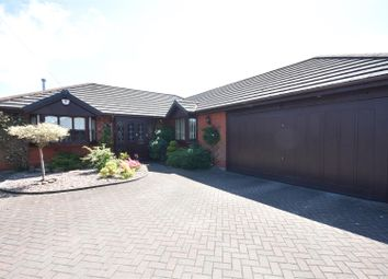 Thumbnail 4 bed detached bungalow for sale in Marks Avenue, Farington Moss, Leyland