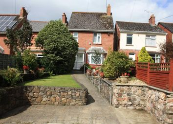 Thumbnail 3 bed detached house for sale in Shutes Mead, Ottery St Mary, Devon