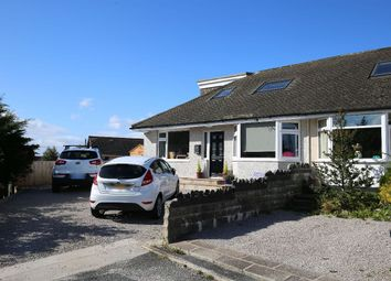 Thumbnail 4 bed semi-detached house for sale in The Rise, Bolton Le Sands, Carnforth