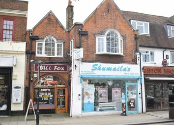 Thumbnail 3 bed flat to rent in High Road, Loughton, Essex