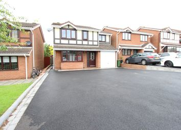 Thumbnail 4 bed detached house for sale in Falcon, Wilnecote, Tamworth
