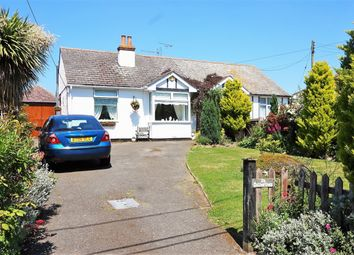 Thumbnail 2 bed semi-detached bungalow for sale in Church Lane, Whitstable