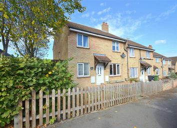 Thumbnail 4 bed semi-detached house for sale in Monarch Road, Eaton Socon, St Neots, Cambridgeshire