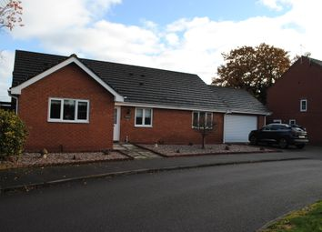 Thumbnail 3 bed detached bungalow to rent in Bronington Park, Bronington, Whitchurch, Shropshire