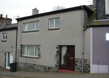 Thumbnail 3 bed terraced house for sale in 23 High Street, Stranraer