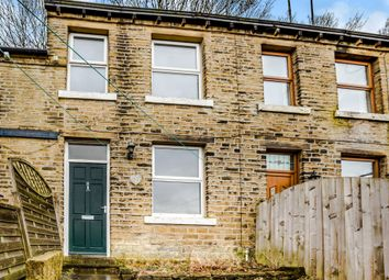 Thumbnail 2 bed terraced house for sale in Wood End Road, Armitage Bridge, Huddersfield