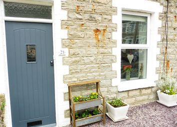 Thumbnail 2 bed terraced house for sale in Lewis Road, Llandough, Penarth