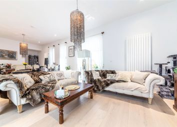 3 bed terraced house for sale in Rope Terrace, Royal Wharf, London E16