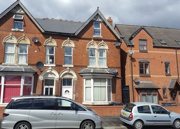 Thumbnail 1 bed flat to rent in Flat 3, City Road, Edgbaston