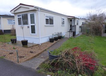 Thumbnail 2 bed mobile/park home for sale in The Oaks, Horsham Road, Beare Green, Dorking, Surrey