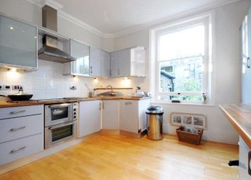 Thumbnail 3 bed flat for sale in Edith Road, London