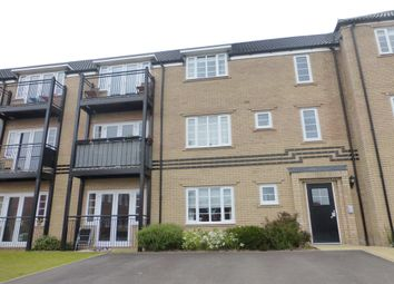Thumbnail 2 bedroom flat for sale in Fairway, Costessey, Norwich