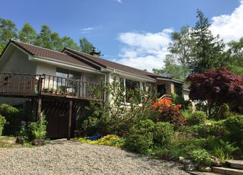 Thumbnail 4 bed detached bungalow for sale in Glenfinnan, Fort William, Inverness-Shire
