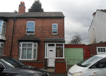 Thumbnail 3 bed semi-detached house to rent in Willmore Road, Perry Barr, Birmingham