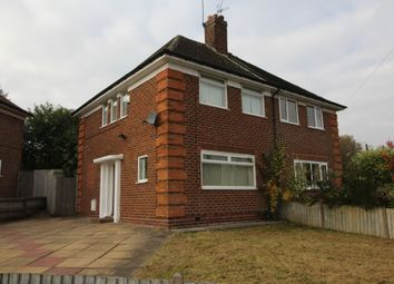 Thumbnail 2 bed property to rent in Overdale Road, Quinton, Birmingham