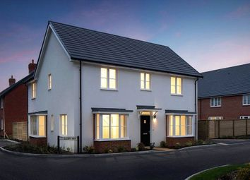 Thumbnail 5 bed detached house for sale in The Parkley, Roundstone Lane, Angmering, West Sussex