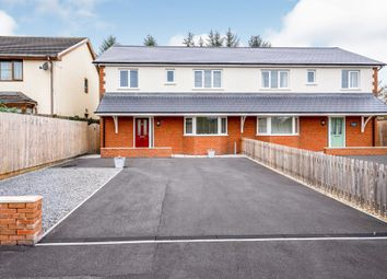 Thumbnail 4 bed semi-detached house for sale in Roman Road, Banwen, Neath