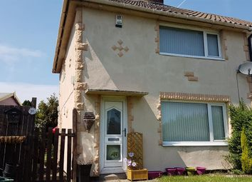 Thumbnail 2 bed semi-detached house to rent in Regina Crescent, Havercroft, Wakefield