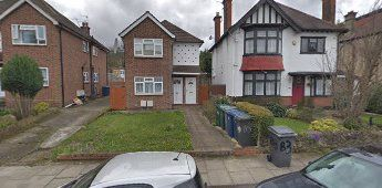 Thumbnail 2 bed flat to rent in Woodlands Avenue, Finchley