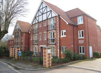 Thumbnail 1 bed flat for sale in Albany Court, 24 Polsham Park, Paignton, Devon