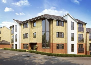 "Thumbnail 2 bedroom flat for sale in ""Willow Court"" at Maldive Road, Basingstoke"