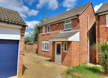 Thumbnail 3 bed detached house for sale in Fitzhenry Mews, Norwich