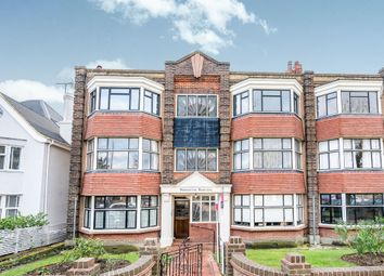 Thumbnail 2 bed flat for sale in Mornington Mansions, New Church Road, Hove