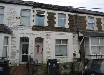 Thumbnail 6 bedroom terraced house for sale in Moy Road, Roath, Cardiff