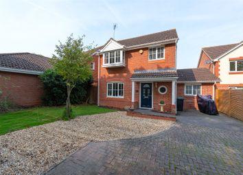 Holman Close, Bramley, Tadley, Hampshire RG26. 4 bed detached house