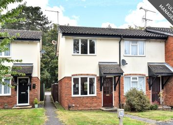 Thumbnail 2 bed end terrace house to rent in Kingfisher Close, Farnborough, Hampshire