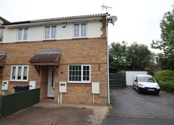 Thumbnail 2 bed end terrace house to rent in Ashton Close, Swanwick, Alfreton, Derbyshire