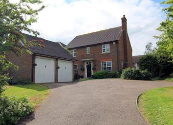 Thumbnail 5 bedroom detached house for sale in Bow Arrow Lane, Dartford, Kent