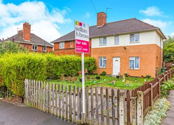 Thumbnail 3 bed semi-detached house for sale in Pulteney Avenue, Loughborough