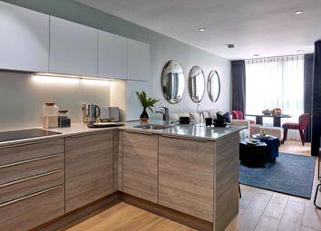 Thumbnail 2 bedroom flat for sale in Kingsland High Street, London