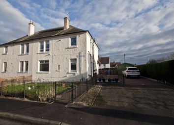 Thumbnail 2 bed flat for sale in 6 School Terrace Coalsnaughton, Tillicoultry, Clackmannanshire 6Jx, UK